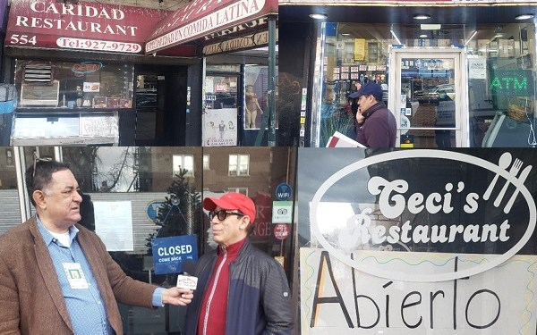 Photo of Restaurantes dominicanos Alto Manhattan cumplen medidas combatir coronavirus