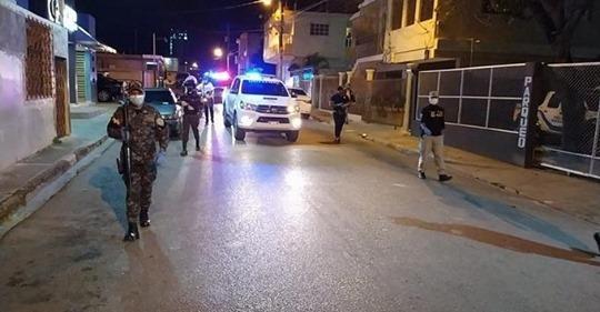 Photo of PN ha detenido en 11 días a casi 20 mil personas violaron el toque de queda