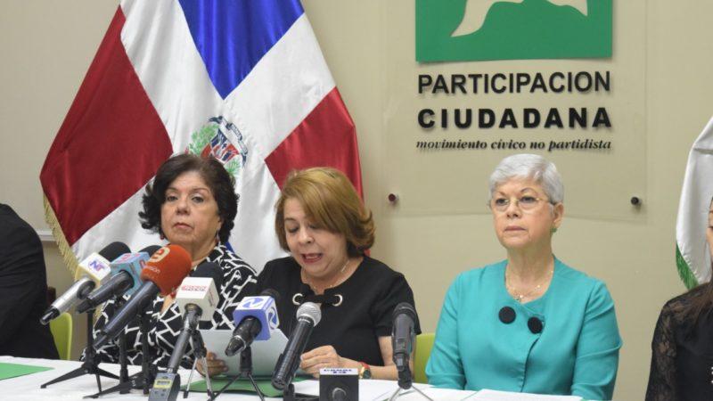 Photo of Participación Ciudadana advierte a la JCE que no puede fallar otra vez