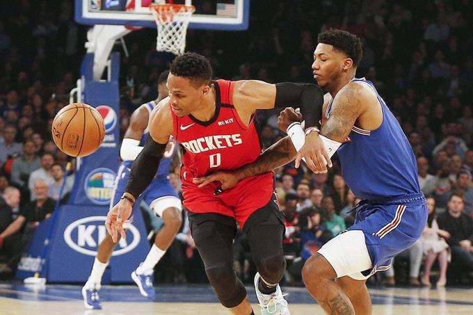 Photo of Barrett y Randle dan triunfo a los Knicks