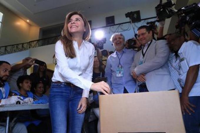 Photo of Carolina: No defraudaré a los capitaleños que depositaron su confianza en mí