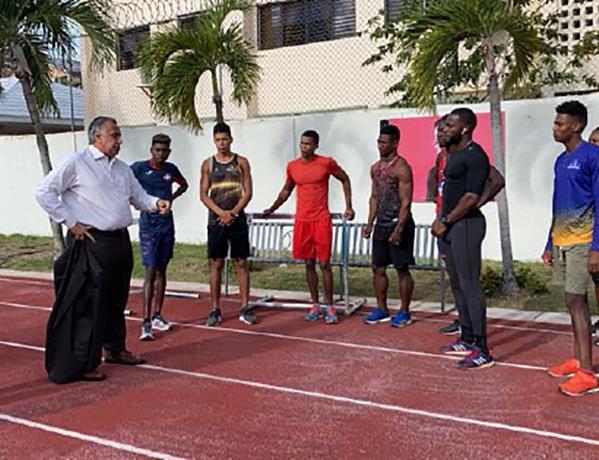 Photo of COD al tanto atletas exterior