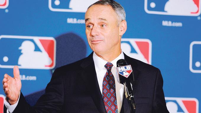 Photo of Comisionado Manfred vendrá a serie béisbol