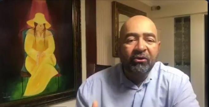 Photo of Comunicador entrevistó a doctor Balcácer confirma dio negativo a prueba del coronavirus