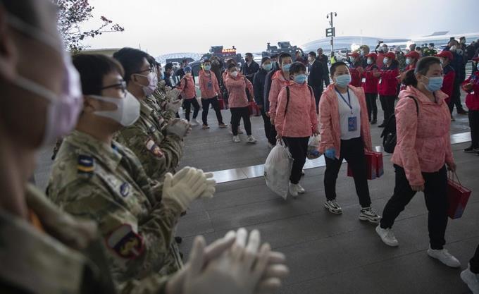 Photo of Wuhan reporta 0 casos nuevos locales de coronavirus