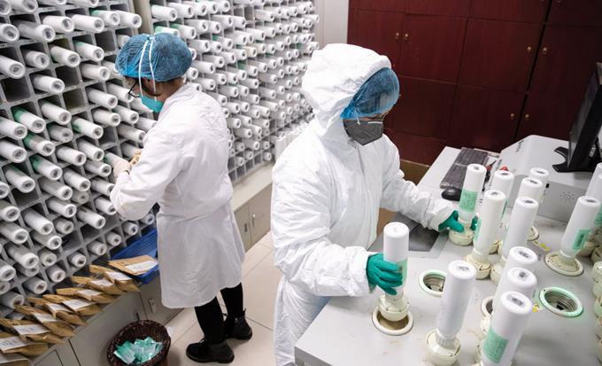 Photo of Salud Pública espera resultados de otras seis muestras de pacientes sospechosos de coronavirus