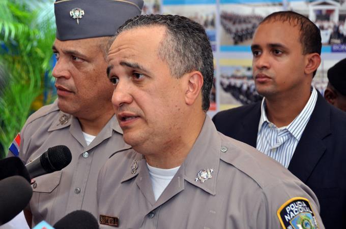 Photo of Director de la Policía dice quienes alteran orden público durante cuarentena son fichados