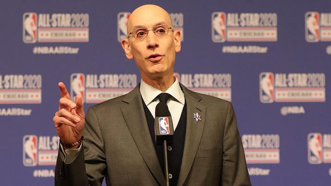 Photo of Ejecutivos de la NBA Se rebajan sus salarios
