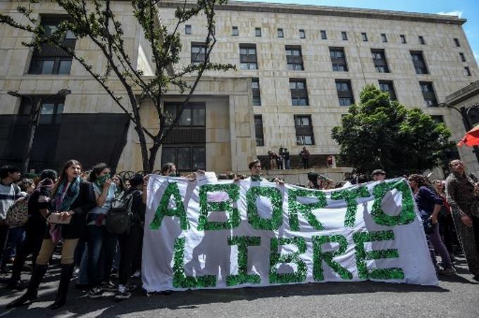 Photo of El derecho al aborto ante una prueba de fuego en EEUU
