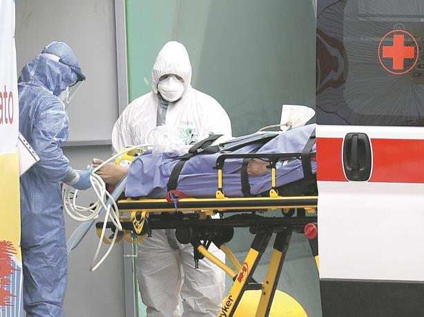 Photo of El país va rumbo a fase cuatro de la pandemia del coronavirus