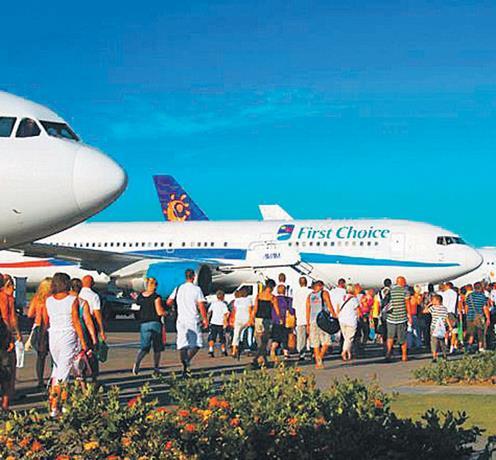 Photo of En febrero dejaron de llegar cerca de 60,000 pasajeros