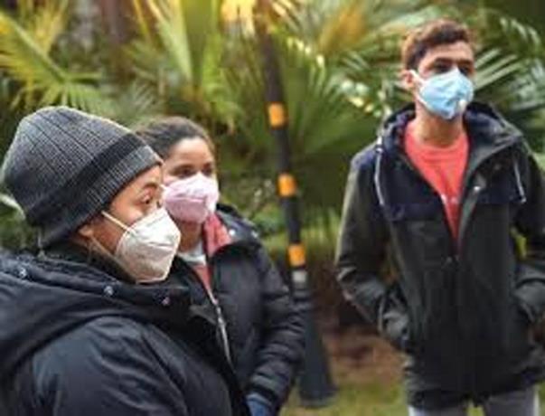 Photo of Estudiantes dominicanos cumplen la cuarentena en Ucrania el jueves; esperan regresar el fin de semana