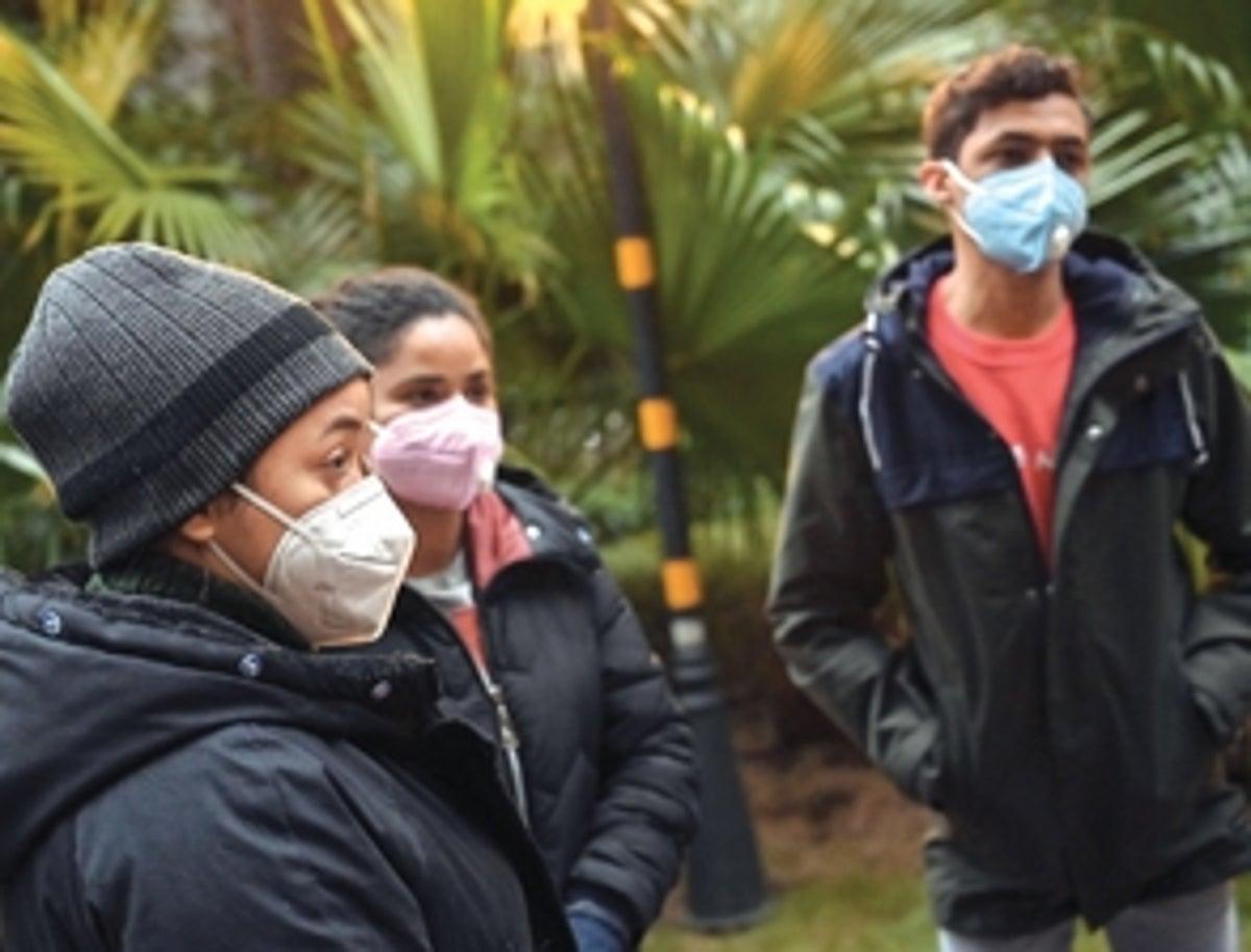 Photo of Los dominicanos sacados de China están en el país con buena salud