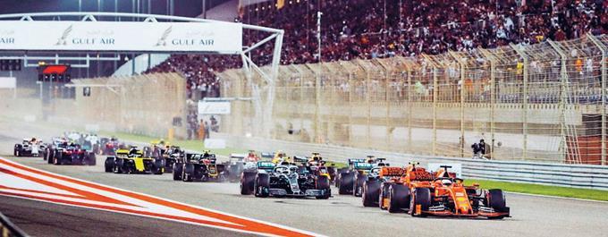 Photo of Fórmula 1 inicia temporada marcada por el coronavirus