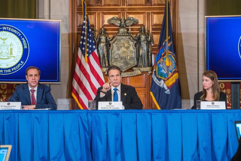 Photo of Nueva York impone cuarentena en New Rochelle y envia Guardia Nacional