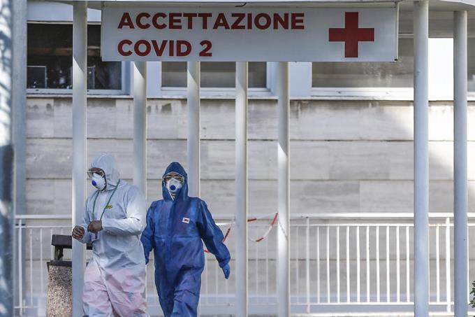 Photo of Italia suma ya 2.158 muertos por coronavirus, aunque los nuevos casos y fallecidos disminuyen