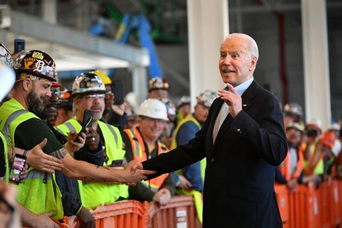 Photo of Biden gana primarias demócratas en Michigan
