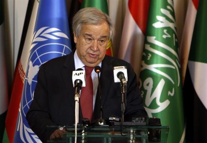 Photo of La ONU pedirá US$2,000 millones de ayuda humanitaria contra COVID-19