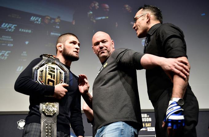 Photo of La UFC pospone sus próximas tres carteleras