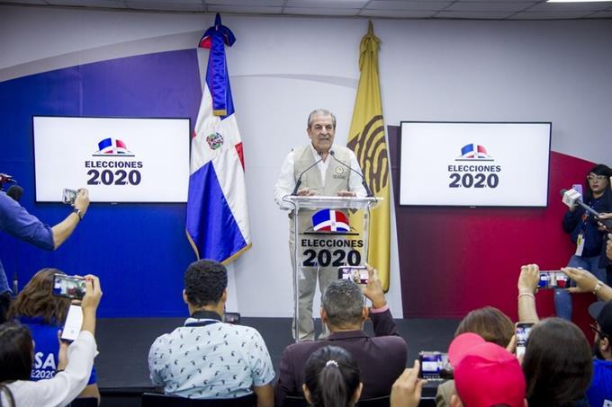 Photo of Llega al país jefe de la Misión de observadores la OEA para elecciones del domingo