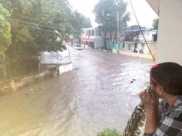 Photo of Lluvias causan inundaciones y crecidas de ríos en el Cibao