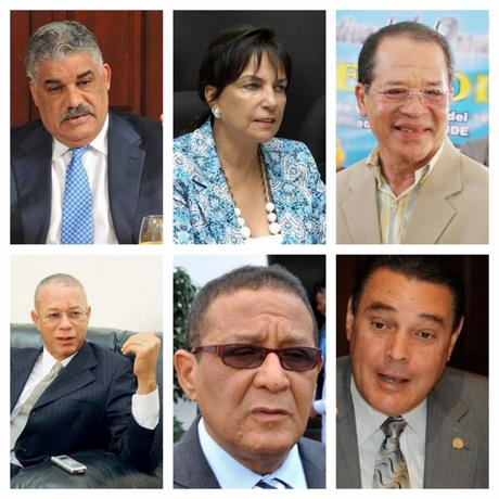 Photo of Los políticos de RD alcanzados por el coronavirus; algunos expresan su amparo en Dios