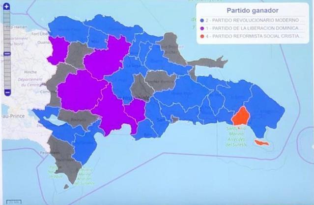Photo of Resultados elecciones cambian mapa político; oposición gana casi toda RD