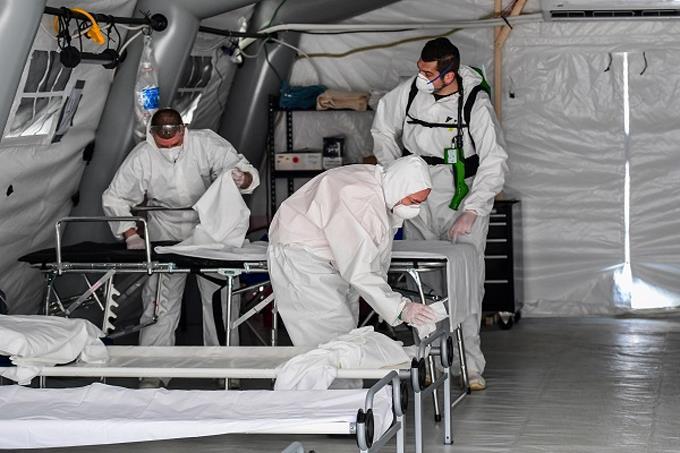 Photo of Más de 4,000 muertos por coronavirus en Italia, 627 en un solo día
