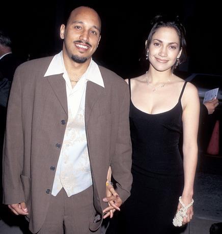 Photo of Muere David Cruz, el primer amor de Jennifer López, con quien tuvo una relación de 10 años