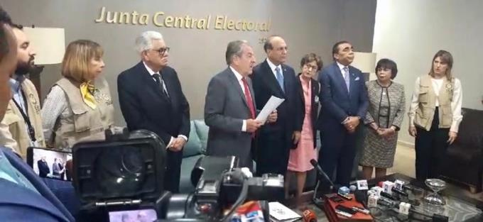 Photo of OEA da apertura a observación electoral; se compromete a trabajar para la transparencia