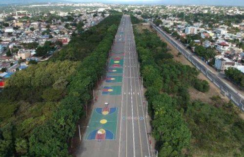 Photo of Parque Central de Santiago también cierra sus puertas por coronavirus