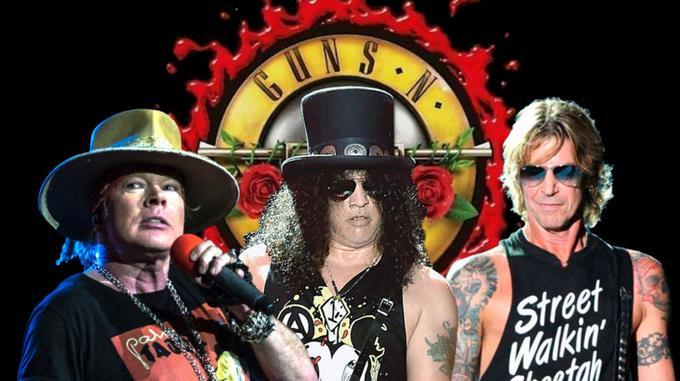 Photo of Posponen concierto de Guns N' Roses en el país para el 8 de noviembre por el coronavirus