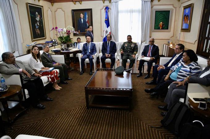Photo of Presidente pasa revista a situación del coronavirus