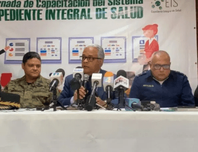 Photo of VIDEO: Rueda de prensa autoridades anuncian primer caso de Coronavirus en RD