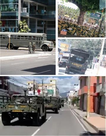 Photo of Se acabó el relajo en San Francisco de Macorís, dice oficial del Ejército