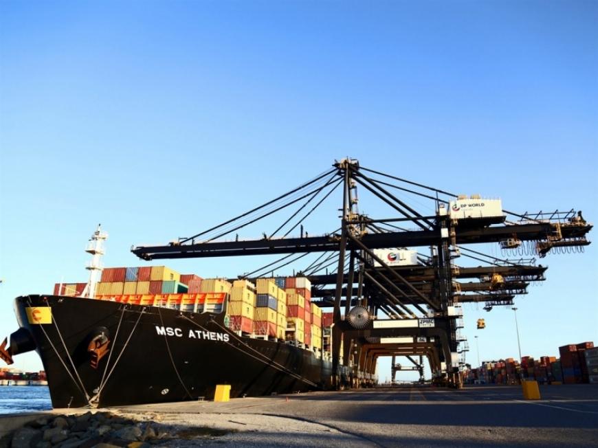 Photo of Comercio marítimo baja por efecto del coronavirus