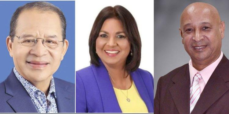 Photo of Miledys, Siquió y Trinidad ejercen su derecho al voto