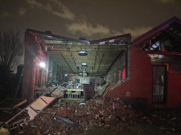 Photo of Suben a 19 los muertos por tornados en Tennessee