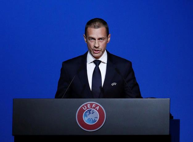 Photo of UEFA formaliza aplazamientos