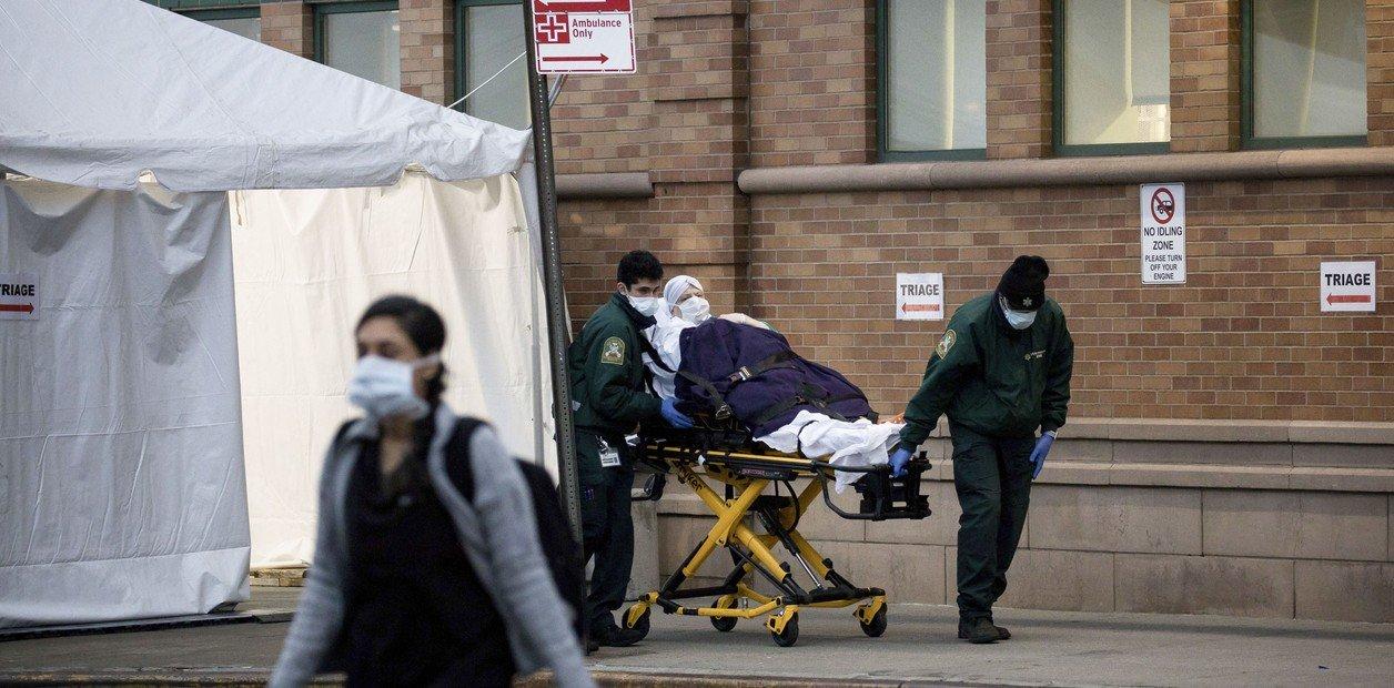 Photo of Nueva York supera las 1,000 muertes por coronavirus, la mayoría casos en NYC