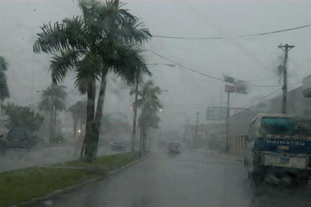 Photo of Vaguada provocará aguaceros y ráfagas de viento; advierten sobre fuerte oleaje