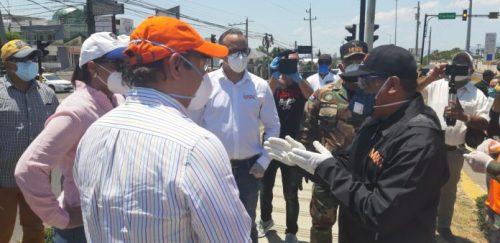 Photo of MOPC inicia operativo desinfección en toda la provincia de Santiago