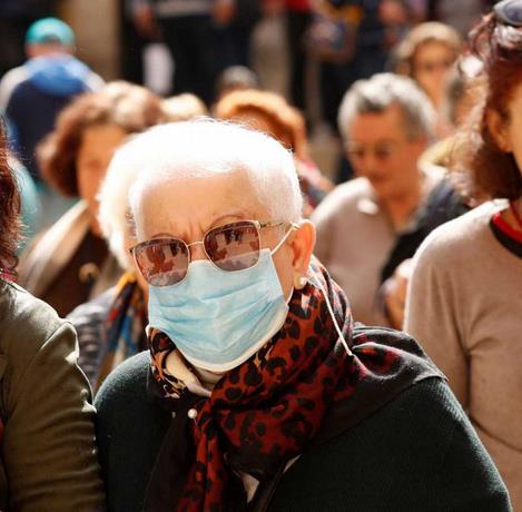 Photo of El 95% de los muertos por el virus en Europa era mayor de 60 años