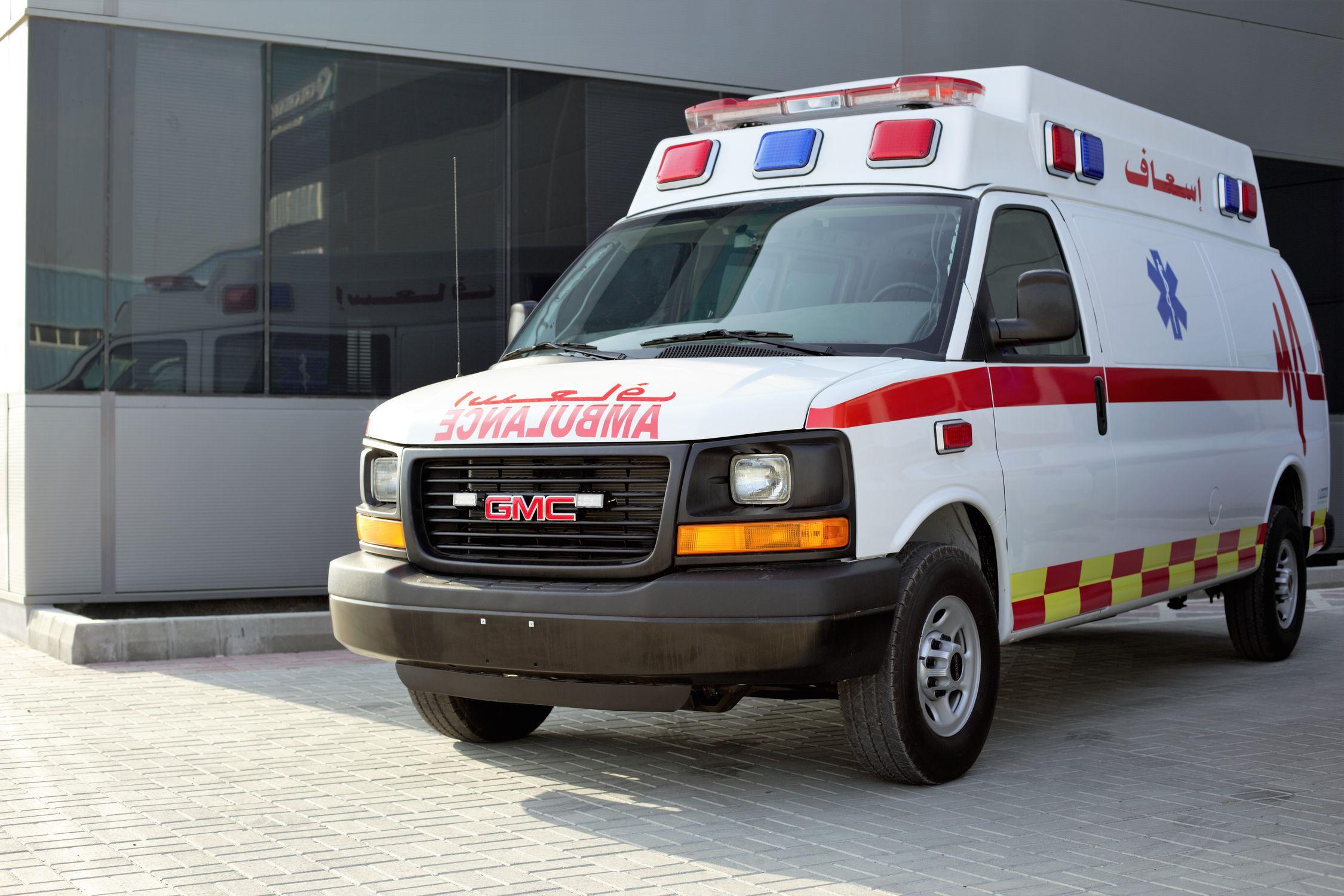 Photo of Paciente con el virus muere en ambulancia tras ser rebotado de centro