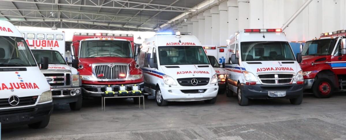Photo of Luis Abinader facilitará 26 ambulancias a principales municipios; serán entregados a alcaldes electos de todos los partidos