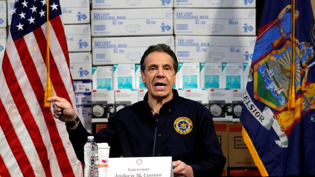 Photo of Gobernador advierte desobedecerá a Trump si ordena reabrir estado de NY