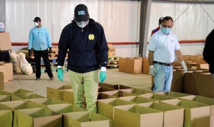 Photo of Abinader solicita gobierno compre productos en el campo y los reparta