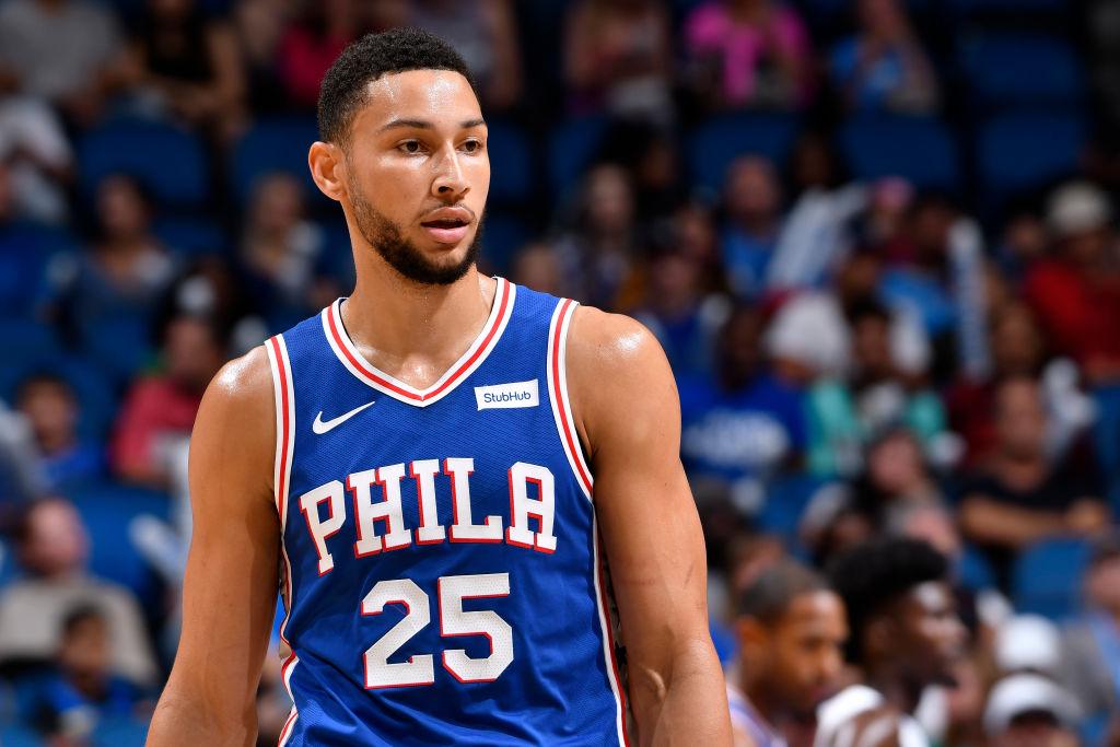 Photo of Simmons puede estar con 7ers. si regresa la NBA