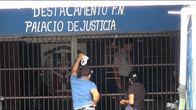 Photo of Dos dan positivos en cárcel preventiva del Palacio de Justicia de SFM