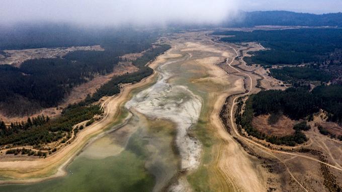 Photo of Chile sufre peligrosa sequía en medio de la pandemia